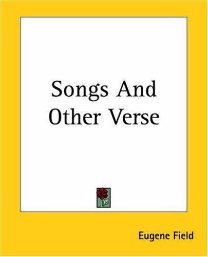 Download Songs And Other Verse