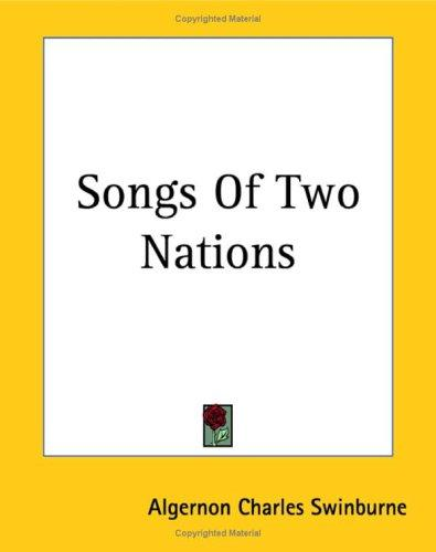 Download Songs of Two Nations