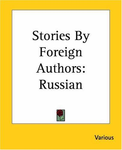 Download Stories By Foreign Authors