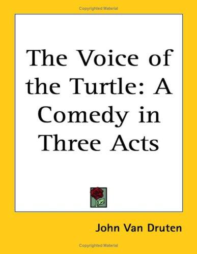 Download The Voice of the Turtle