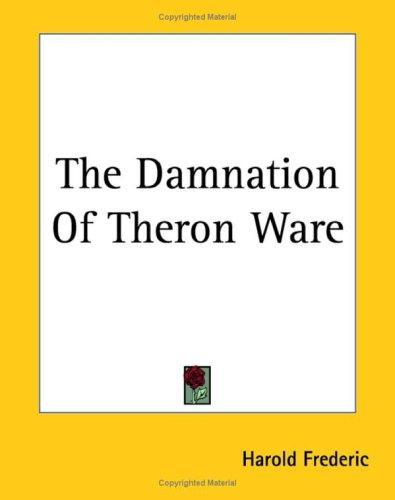 Download The Damnation Of Theron Ware