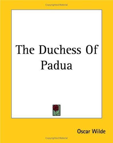 Download The Duchess Of Padua
