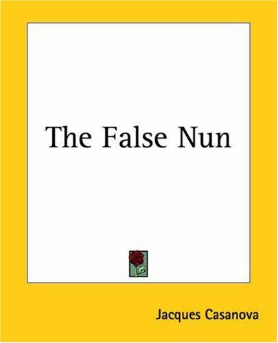 Download The False Nun