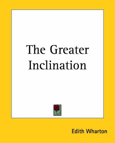 Download The Greater Inclination
