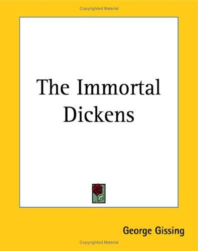 Download The Immortal Dickens