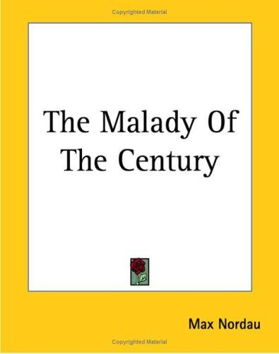 Download The Malady Of The Century