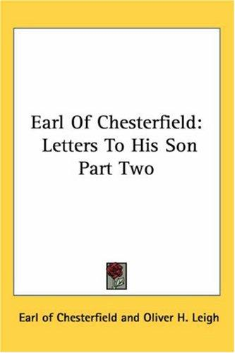 Download Earl Of Chesterfield