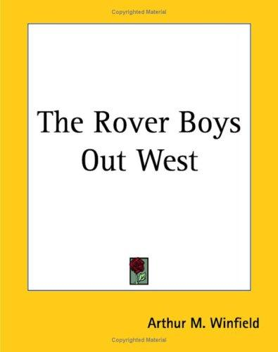 Download The Rover Boys Out West