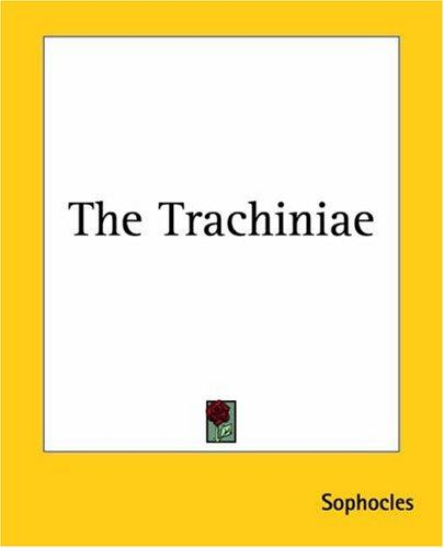 Download The Trachiniae