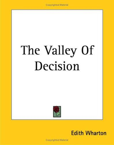Download The Valley Of Decision