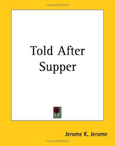Download Told After Supper