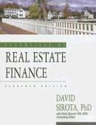 Download Essentials of real estate finance