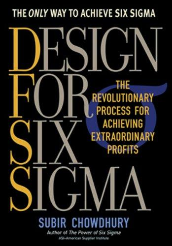 Download Design for Six Sigma