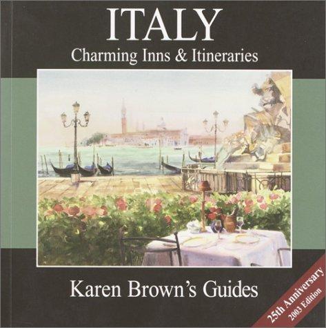 Download Karen Brown's Italy