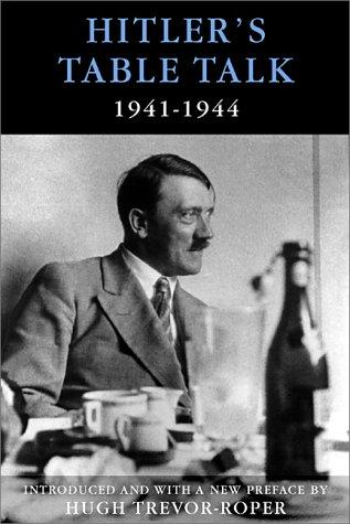 Download Hitler's table talk, 1941-1944