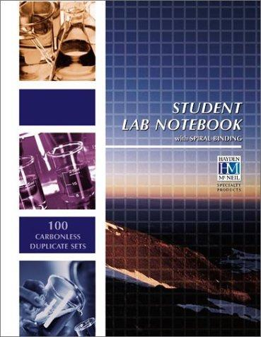 Download Student Lab Notebook