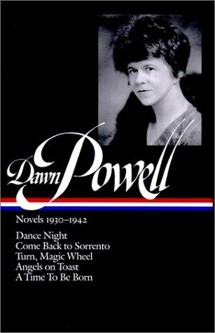 Dawn Powell: Novels 1930-1942 (Library of America), Powell, Dawn
