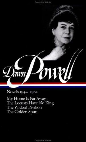 Dawn Powell: Novels 1944-1962 (Library of America), Powell, Dawn