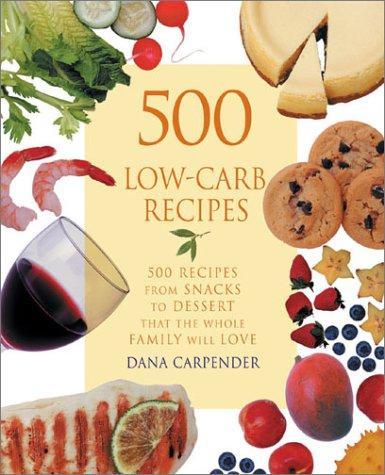 Download 500 Low-Carb Recipes