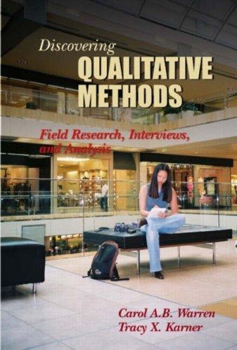 Download Discovering Qualitative Methods