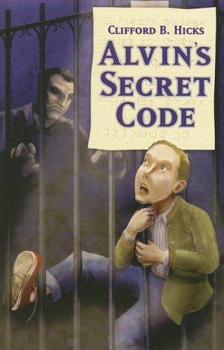Download Alvin's Secret Code (Secret Panel Books)
