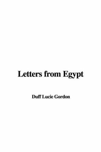Download Letters from Egypt