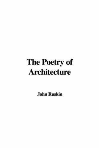 Download The Poetry of Architecture