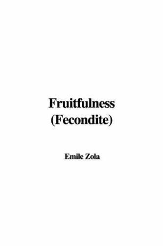 Fruitfulness (Fecondite)