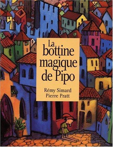 La bottine magique de Pipo
