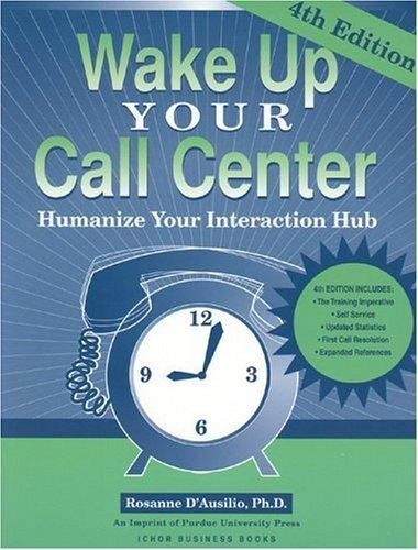 Wake Up Your Call Center