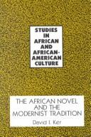 Download The African Novel and the Modernist Tradition