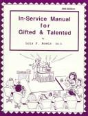 Inservice Manual for Gifted and Talented