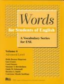 Download Words for Students of English