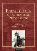 Download Encyclopedia of Chemical Processing