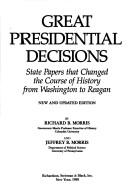 Download Great Presidential Decisions