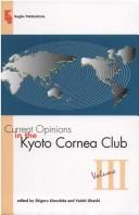 Download Current opinions in the Kyoto Cornea Club