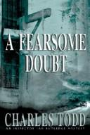 A fearsome doubt.
