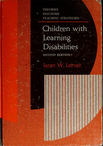 Download Children with learning disabilities