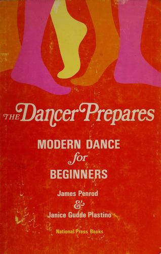 The dancer prepares