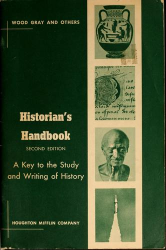 Download Historian's handbook