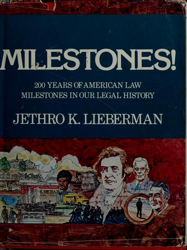 Milestones!