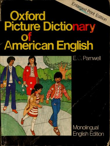 Download Oxford picture dictionary of American English