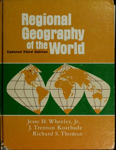 Download Regional geography of the world