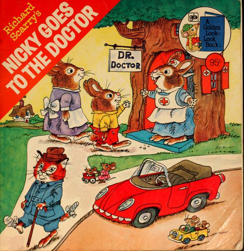 Download Richard Scarry's Nicky goes to the doctor