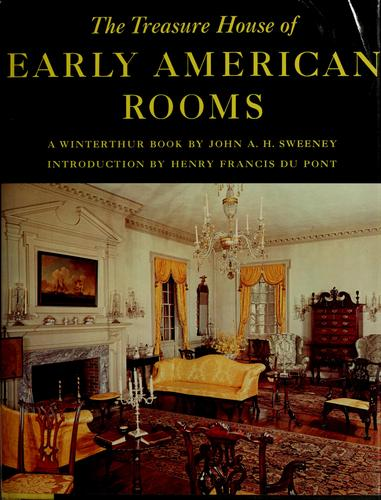 The treasure house of early American rooms.