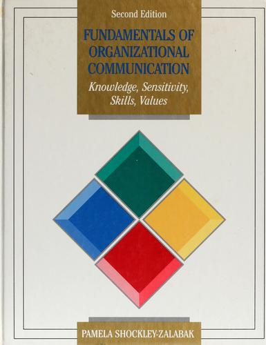 Download Fundamentals of Organizational Communication