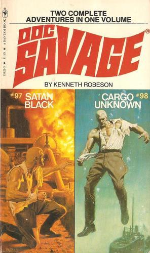 Doc Savage. # 97, # 98.