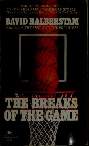 Download The breaks of the game