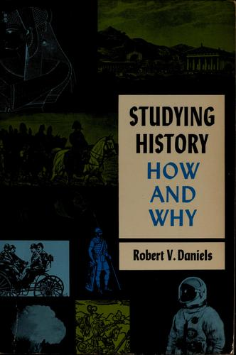 Studying history: how and why