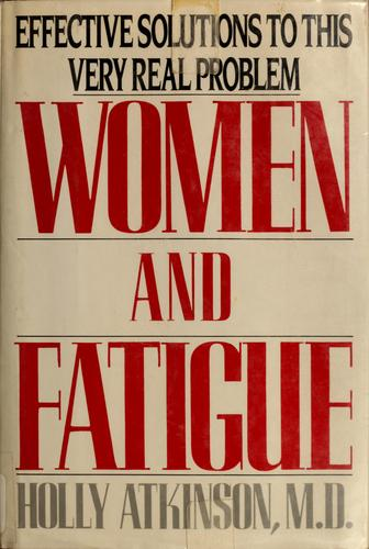 Download Women and fatigue